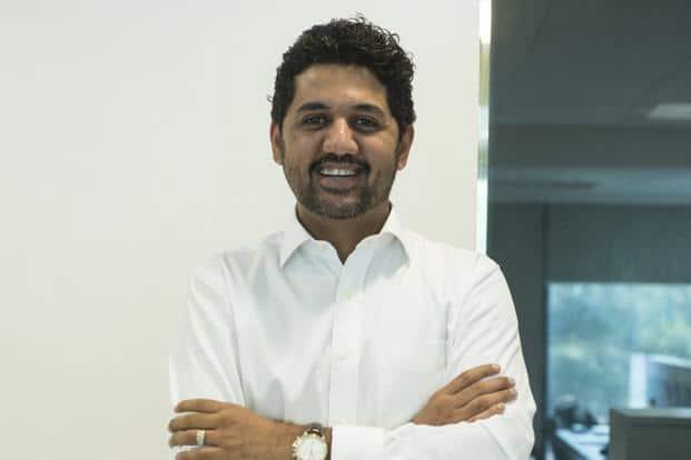 PayU India chief executive Amrish Rau. PayU India provides consumer credit through two products—LazyPay and Monedo. Photo: Aniruddha Chowdhury/ Mint