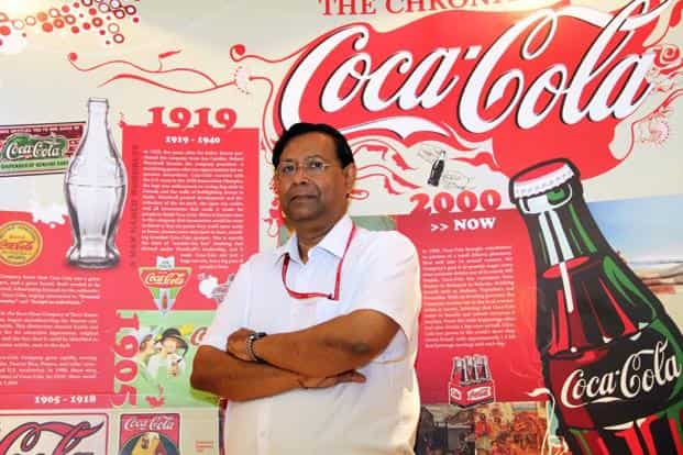 Fruit's the real deal for Coca-Cola in India