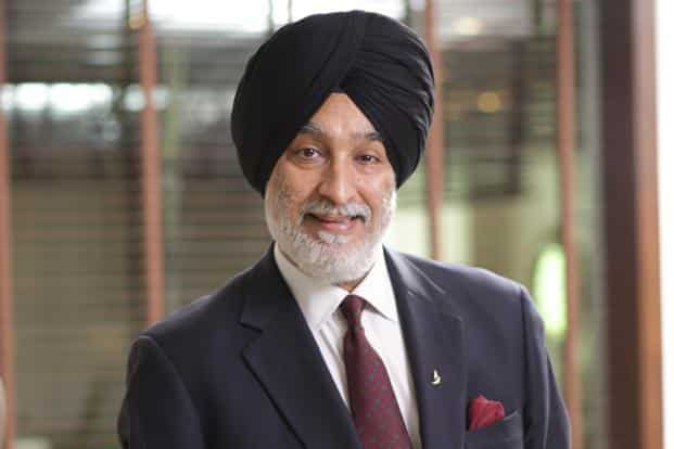 Max Life Insurance promoter Analjit Singh. The board of Max Financial had on 21 March approved raising Rs5,000 crore by way of debt to invest in Max Life Insurance.