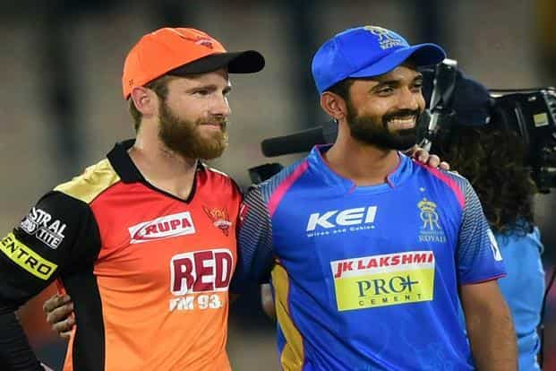 Rajasthan Royals (RR) captain Ajinkya Rahane has lamented the team's failure to build a single partnership of note following their loss to Sunrisers Hyderabad in the Indian Premier League (IPL) in Hyderabad on Monday. Photo: PTI