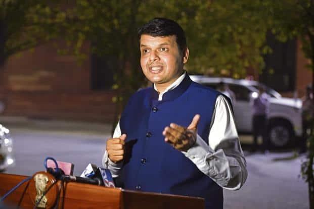 Maharashtra chief minister Devendra Fadnavis. Photo: HT