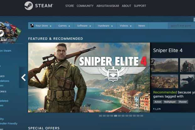 Steam offers greater privacy controls to gamers