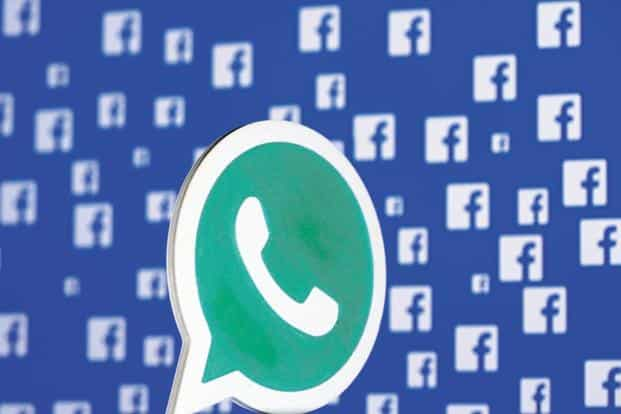 In some cases, WhatsApp may share limited data with Facebook to help provide customer support or keep payments safe and secure, WhatsApp said. Photo: Reuters