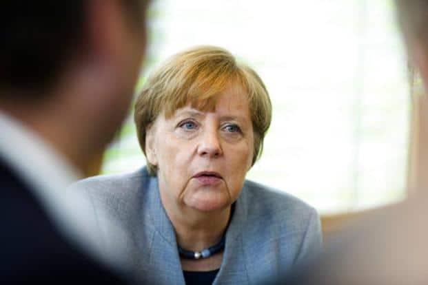 German Chancellor Angela Merkel. Photo: AP