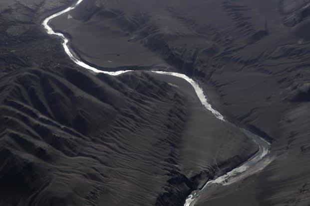 File photo of Indus River. No good explanation for Indus Valley civilisation's mass migration was available until now. Photo: AFP