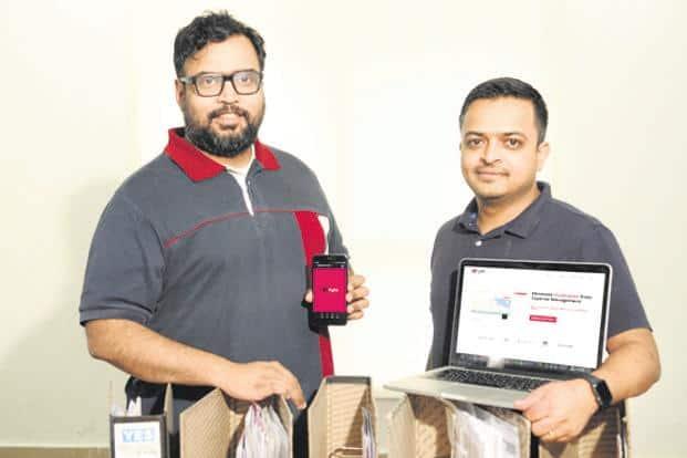 Fyle was founded by Sivaramakrishnan Narayanan (left) Yashwanth Madhusudan in 2016.