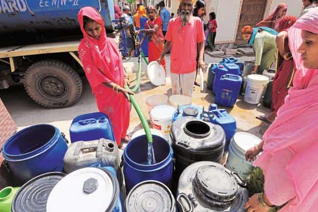 The government needs to take a long-term view of India's water scarcity issue and incentivise conservation. Photo: Ramesh Pathania/Mint