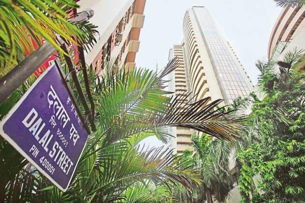 The BSE Sensex was trading higher on Monday on buying led by key frontline shares in IT, Teck, realty, healthcare, telecom, energy and auto sectors, despite weak Asian cues. Photo: Bloomberg