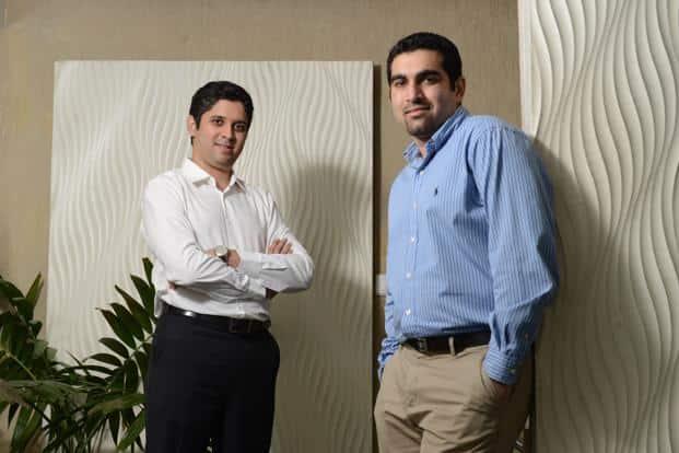 Capital Float co-founders Gaurav Hinduja and Sashank Rishyasringa.