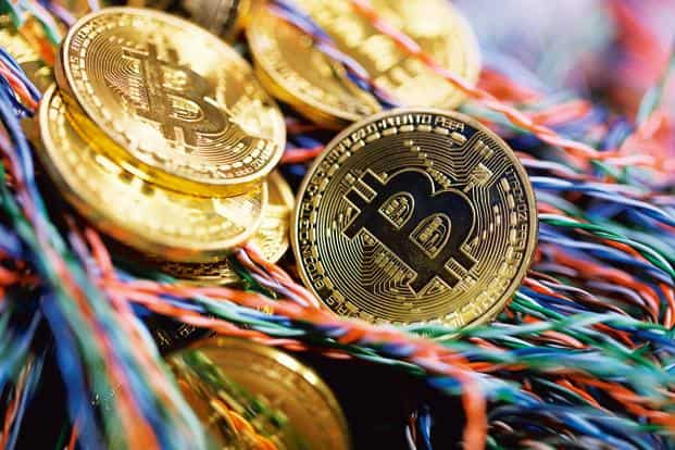 Digital coins have surged in April as many of the world's stock and bond markets struggled for direction. Photo: Bloomberg