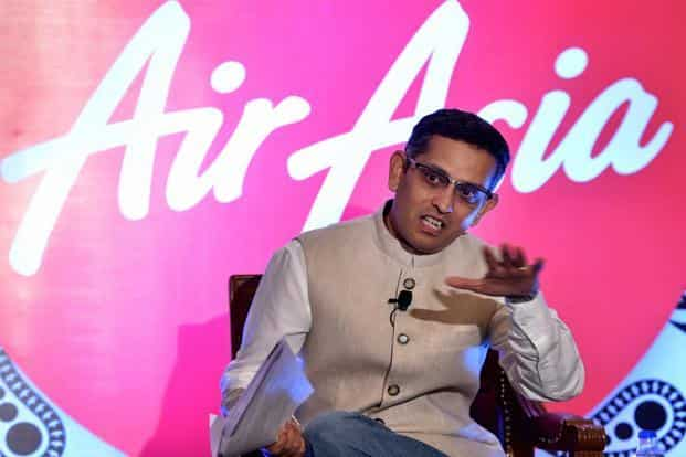 A file photo of Amar Abro. He is the second CEO after his predecessor Mittu Chandilya to leave the airline abruptly. Photo: PTI