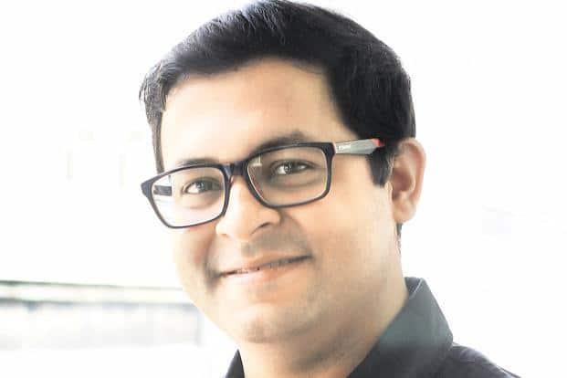 Bizongo co-founder Aniket Deb.
