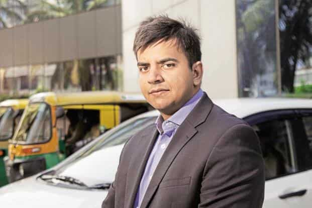 Bhavish Aggarwal's differences with SoftBank and Tiger Global are significant. The two companies are the country's most influential start-up investors. Photo: Bloomberg