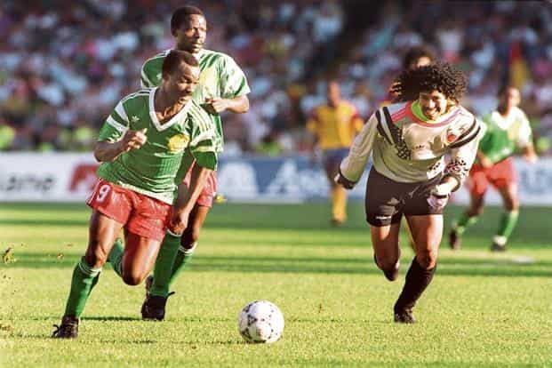 FIFA World Cup archive: This time for Africa