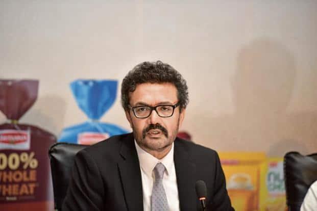 Britannia managing director Varun Berry. Photo: Indranil Bhoumik/Mint