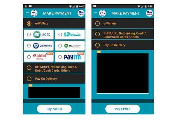 Paying with wallet apps can speed up train bookings on IRCTC