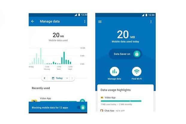 Apps to save 4G data on your Android phone