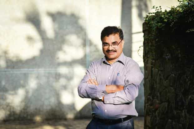 Anand Teltumbde has a critical view of the Dalit leader's legacy in contemporary India.  Photo: Aniruddha Chowdhury/Mint