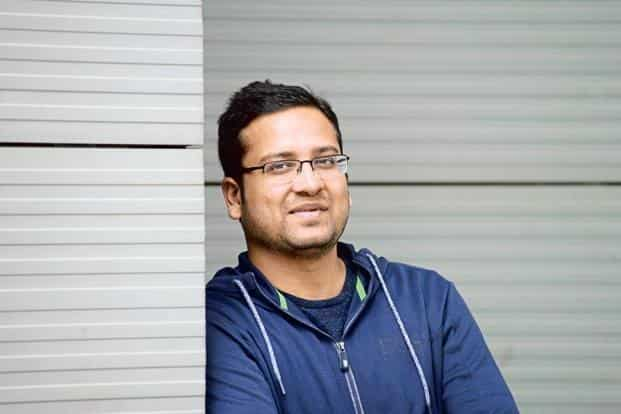 Flipkart group CEO Binny Bansal. Photo: Hemant Mishra/Mint