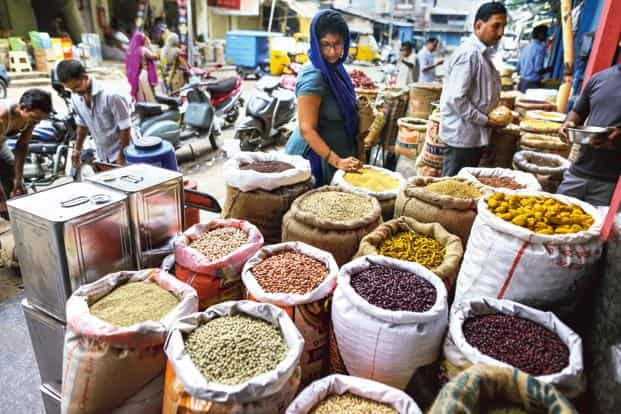 April was the sixth straight month in which retail inflation was higher than the RBI's medium-term target of 4%. Photo: Mint