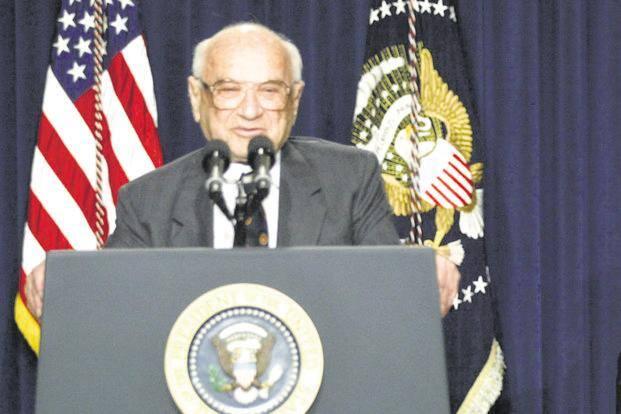 Milton Friedman. Photo: Reuters