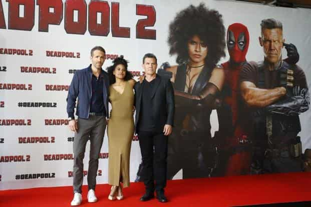 Marvel notches up another victory with 'Deadpool 2'