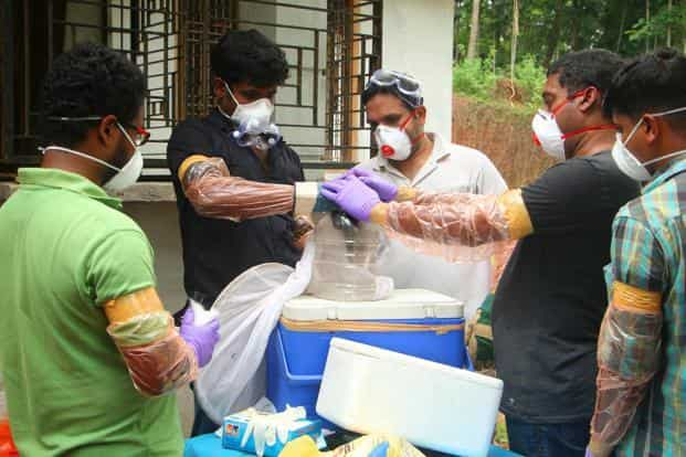 Before Kerala in May 2018, outbreaks of Nipah Virus in India were reported in West Bengal in 2001 and 2007. Photo: AFP