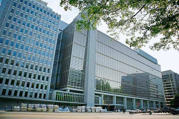 World Bank headquarters in Washington. A high-powered Pakistani delegation met with World Bank chief executive officer Kristalina Georgieva and other senior officials on Monday and Tuesday to discuss its objection over the Kishanganga hydel project. Photo: Bloomberg