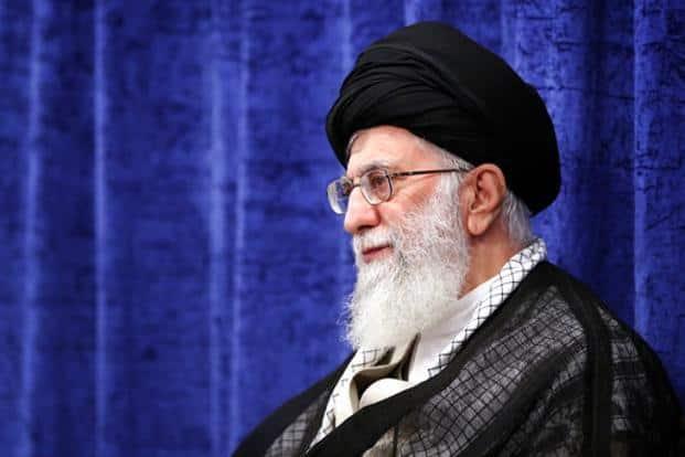 Iran's Ayatollah Khamenei says...