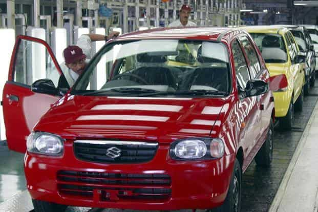 Maruti Suzuki cars developed in India will be supplied to Africa and other markets by Toyota and Suzuki, employing sales networks of both the companies to sell such vehicles. Photo: Bloomberg