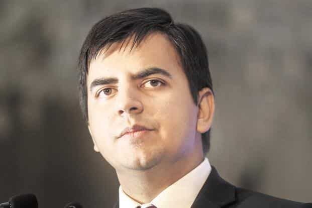 Though Bhavish Aggarwal is a very hands-on chief executive, the group structure is an efficient way to increase management bandwidth. Photo: Bloomberg