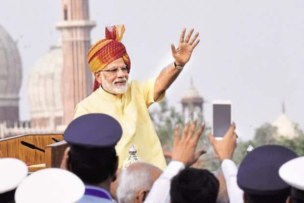 Prime Minister Narendra Modi will seek to return to power for a second term after 2019 Lok Sabha elections. Photo: Raj K. Raj/HT