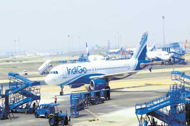 From 1 July, IndiGo will operate a second daily flight between Bengaluru and Varanasi, Bengaluru and Chandigarh and a third daily flight between Ranchi and Bengaluru, and between Indore and Bengaluru. Photo: Ramesh Pathania / Mint