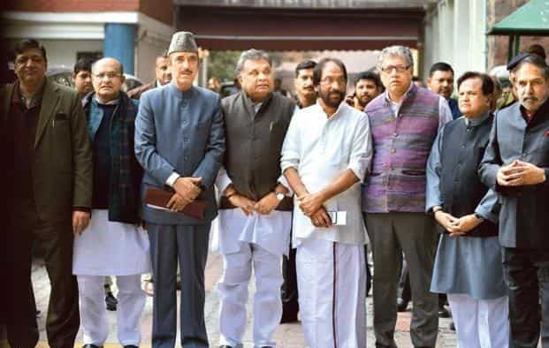 Opposition to Congress hurdle in forming anti-BJP front?