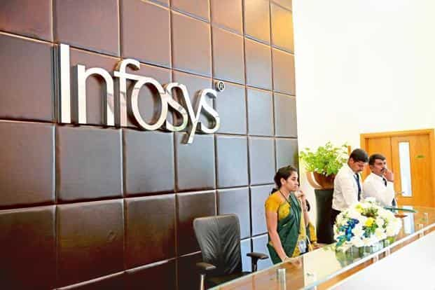 Infosys headquarters in Bangalore. Infosys said the acquisition brings globally recognised creative talent and deep marketing and brand engagement expertise to the company. Photo: Hemant Mishra/Mint