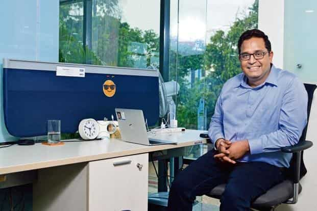 Paytm CEO Vijay Shekhar Sharma. The fund aims to invest up to $150 million in projects built by start-ups, companies and individuals over the next few years.