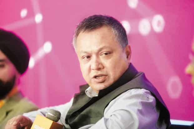 M.K. Sinha, managing partner and chief executive, IDFC Alternatives. Photo: Mint