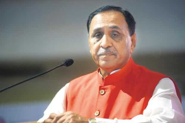Gujarat CM Vijay Rupani. Gujarat has close to 48 non-major ports and handles close to one-thirds of the country's total cargo. Photo: