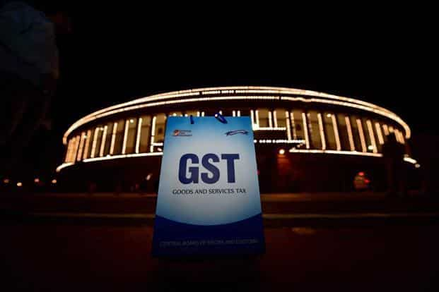 The goods and services tax was rolled out on 1 July 2017. Photo: PTI