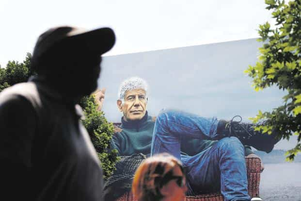 Anthony Bourdain's suicide highlights the issue of depression. Photo: AP