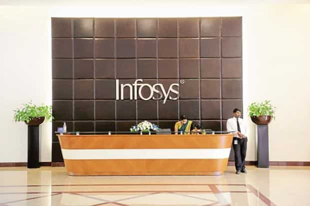 Infosys had in March announced its intention to delist the ADSs on account of the low average daily trading volume of Infosys ADS on these exchanges. Photo: Hemant Mishra/Mint