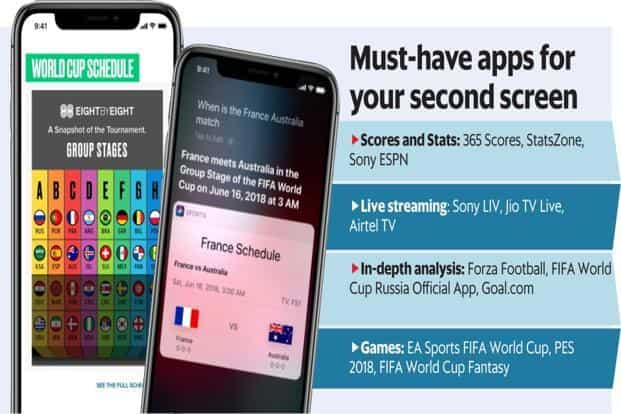 Missing the World Cup action? Your virtual assistant has you