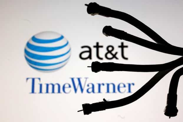 The AT&T-Time Warner merger deal, first announced in October 2016, was opposed by US President Donald Trump. Photo: Reuters