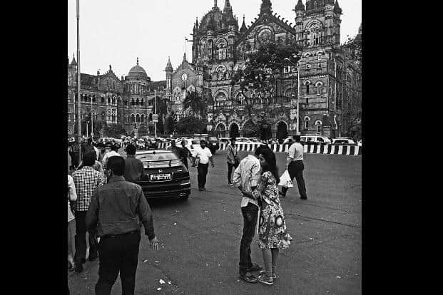 'Fleeting Moments', from 'Love In Bombay'. Photo: Anurag Banerjee