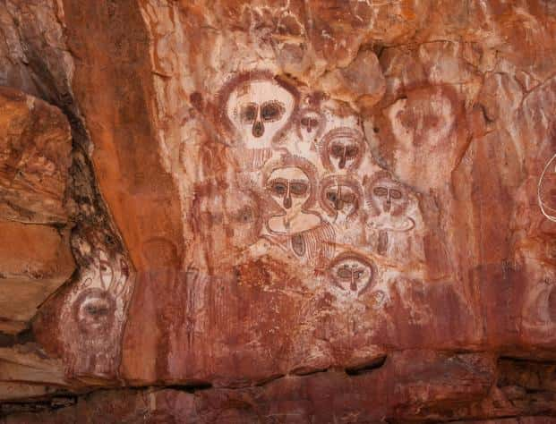 Encounters With The Aboriginal Art Of Australia