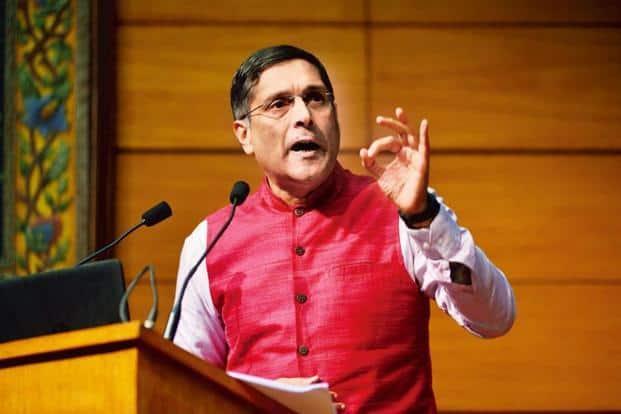Chief economic adviser Arvind Subramanian. Photo: Pradeep Gaur/Mint