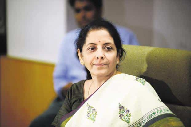 File photo: Defence minister Nirmala Sitharaman. Photo: Mint