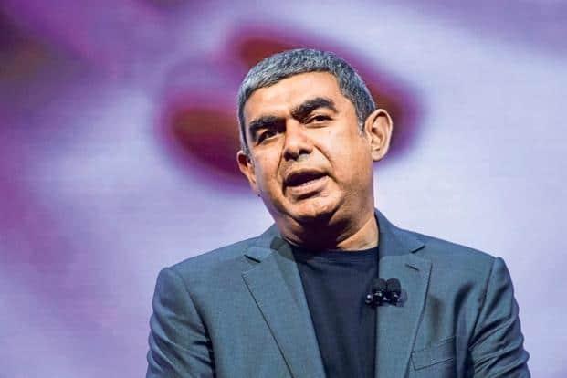 Former SAP CTO Vishal Sikka. Photo: Bloomberg
