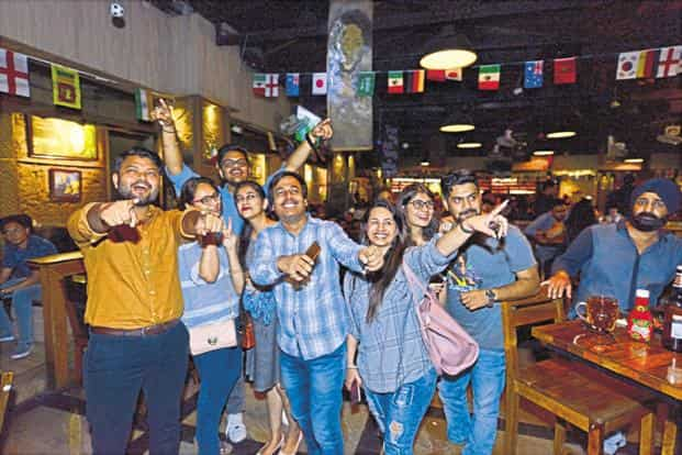 India will have 410 million millennials, who will spend $330 billion annually, by 2020. Photo: Pradeep Gaur/Mint