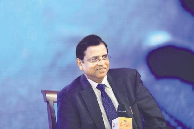 Economic affairs secretary Subhash Chandra Garg. Photo: Pradeep Gaur/Mint